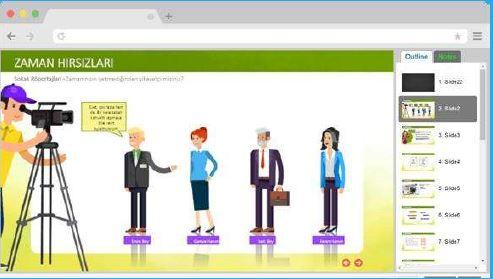 PowerPoint sunumunuzu HTML'e dönüştürün!